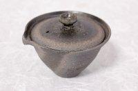Shigaraki pottery Japanese tea pot kyusu Hohin shiboridashi ibushi 150ml