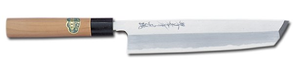 Photo2: Sakai takayuki Japanese knife Tokujou Yasuki white-2 steel Hamo kiri any size