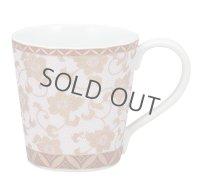 Kutani Porcelain Japanese mug coffee tea cup tessenka D 8.2cm