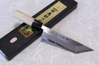SAKAI TAKAYUKI Japanese knife edo saki ko katana eel unagi Yasuki blue-2steel any size