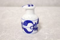 Arita imari sd Porcelain Japanese soy sauce bottle majolica  100ml