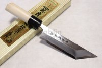 Sakai takayuki Japanese knife Tokujou Yasuki white-2 steel Edo saki eel any size