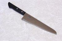 MASAHIRO Japanese Knife for frozen food molybdenum BANAJIUMU stainless 200mm
