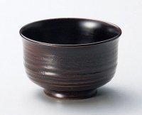 Japanese Echizen Urushi lacquer matcha tea soup bowl wan jinoko tamari D113mm