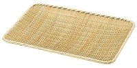 Japanese zaru bamboo basket strainer oblong bowl Hand crafted any size