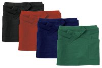 Japanese store chef apron Maekake water-repellent any color