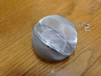 Japanese ball type fine tea strainer stainless steel any size