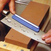 Kitchen knife sharpening holder clip degree adjustment Super Togeru