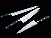SAKAI TAKAYUKI Japanese Dimple knife Grand Chef SP BOHLER-UDDEHOLM Sweden steel Gyuto, Slicer, Petty, Boning any type