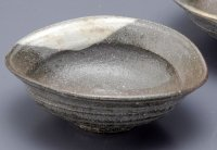 Shigaraki pottery Japanese bowl kobachi shien 16.5cm