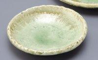 Shigaraki pottery Japanese Serving plate nonohara D 20cm