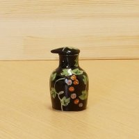 Arita imari sd Porcelain Japanese soy sauce bottle shinobudou  100ml