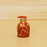 Arita imari sd Porcelain Japanese soy sauce bottle  sekinoukarakusa 100ml