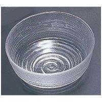 Japanese glass Yoshinuma awaji Sashimi bowl D 15cm