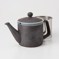 Hasami Porcelain Japanese tea pot kokuto 350ml