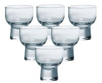 Sake glass cups Toyo Sasaki sakazuki 70 ml set of 6