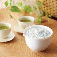 Mino ceramics Hohin Shiboridashi asagao 160ml