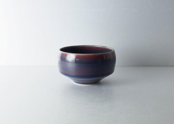 Photo1: Hasami Porcelain Japanese matcha bowl haku shu heki