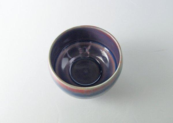 Photo2: Hasami Porcelain Japanese matcha bowl haku shu heki