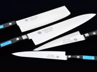 Sakai Takayuki INOX molybdenum stainless steel chef knife POM-resin handle any type
