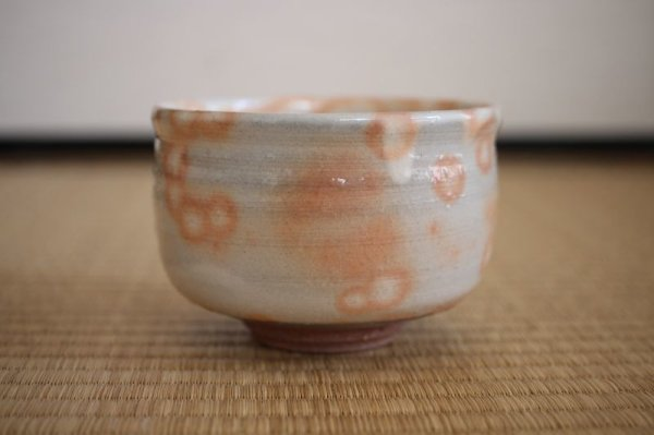 Photo2: Hagi yaki ware Japanese tea bowl Gohonte Raku chawan Matcha Green Tea