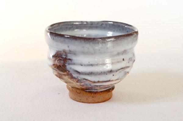 Photo2: Hagi ware Japanese pottery yunomi tea cups shiun Keichiro Sho 270ml set of 5