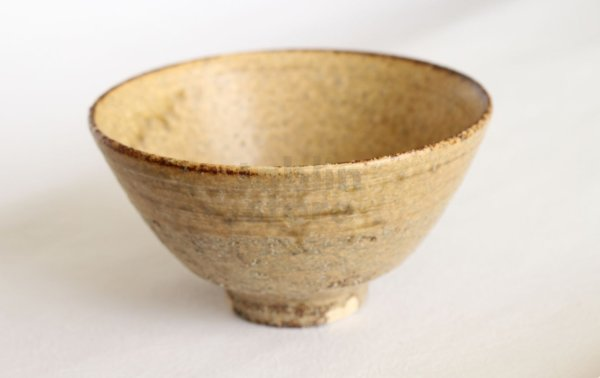 Photo1: Kiyomizu sd pottery Japanese matcha tea ceremony bowl Kyoto irabo