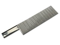 SAKAI TAKAYUKI Japanese tofu bean curd knife stainless steel wave blade 220mm