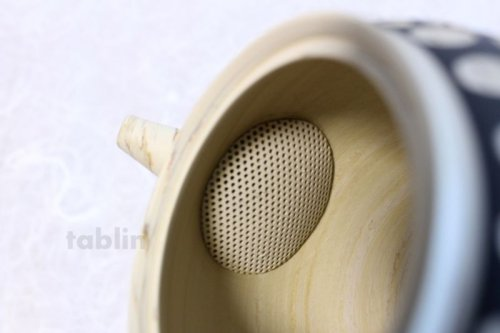 Other Images1: Tokoname ware Japanese tea pot kyusu ceramic strainer YT Kenji mizutama 380ml