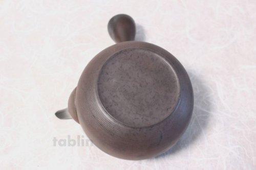 Other Images3: Tokoname yaki ware Japanese tea pot Gyokko ceramic tea strainer hogama 480ml
