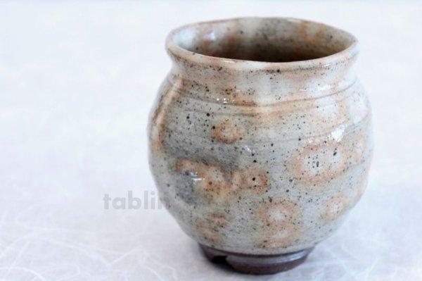 Photo5: Hagi yaki ware Japanese tea cups pottery Daruma