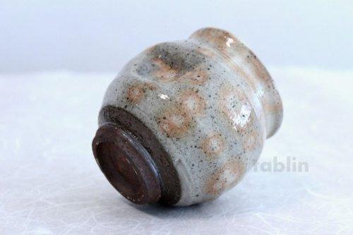 Other Images1: Hagi yaki ware Japanese tea cups pottery Daruma