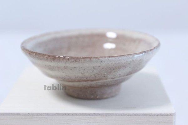 Photo5: Hagi ware Senryuzan climbing kiln Japanese sake cup guinomi hira