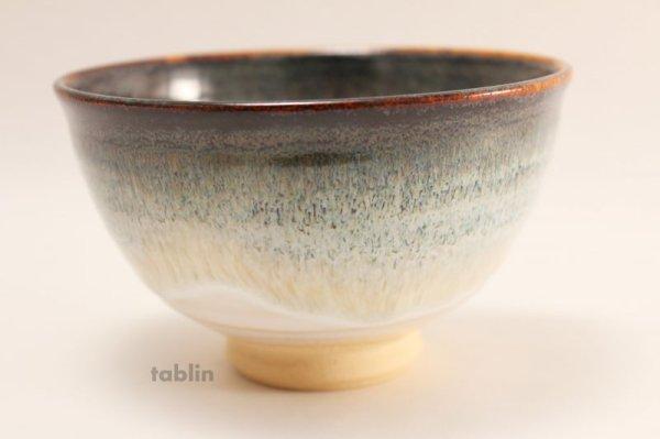 Photo2: Kiyomizu Kyoto yaki ware Japanese tea bowl Kyo Karatu chawan Matcha Green Tea