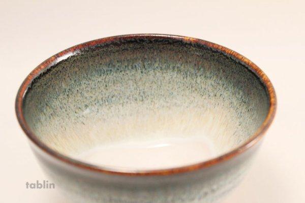 Photo5: Kiyomizu Kyoto yaki ware Japanese tea bowl Kyo Karatu chawan Matcha Green Tea