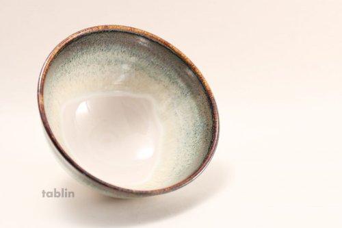 Other Images1: Kiyomizu Kyoto yaki ware Japanese tea bowl Kyo Karatu chawan Matcha Green Tea