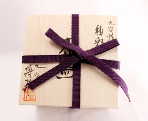 Other Images2: Kutani yaki ware tea bowl Yusai Hiroshi Shibata chawan Matcha Green Tea Japanese