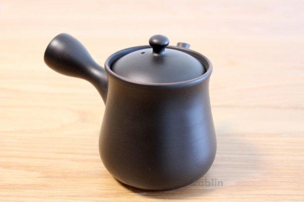 Photo2: Tokoname yaki ware Japanese tea pot Komatu pt ceramic tea strainear 220ml