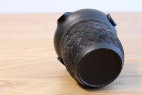 Other Images3: Tokoname yaki ware Japanese tea pot Kofu cover ceramic tea strainer 170ml