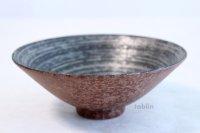 Arita porcelain Japanese tea bowl Nanban Gin Kyohei M chawan Matcha Green Tea