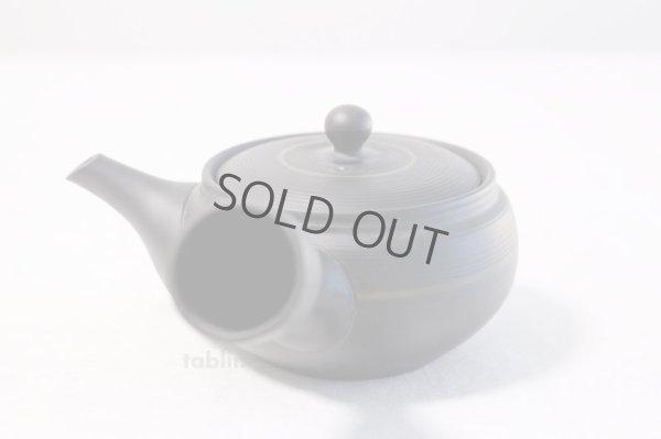 Photo2: Tokoname yaki ware Japanese tea pot Tosei maru ceramic tea strainer 210ml