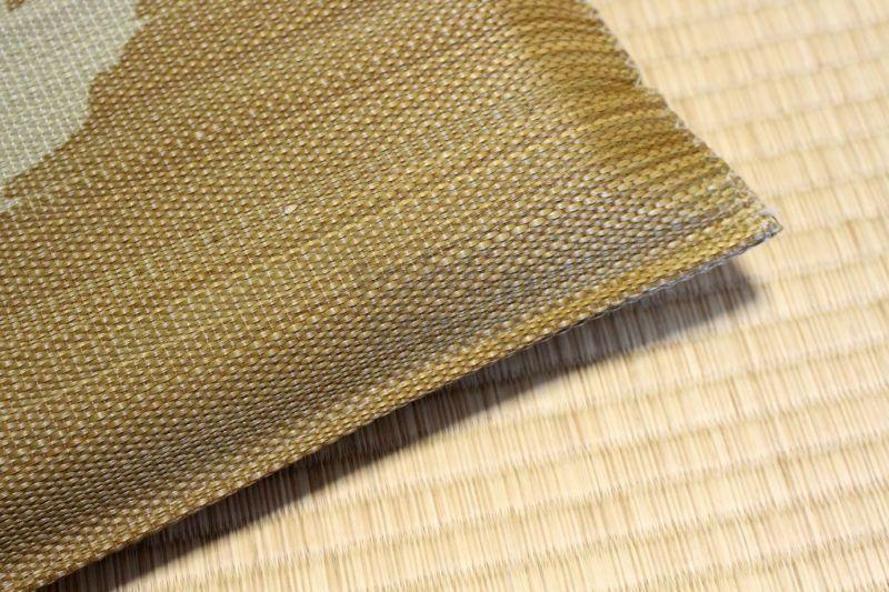 Japanese rush grass floor pillow cushion zabuton enso ozeki br 55 x ...