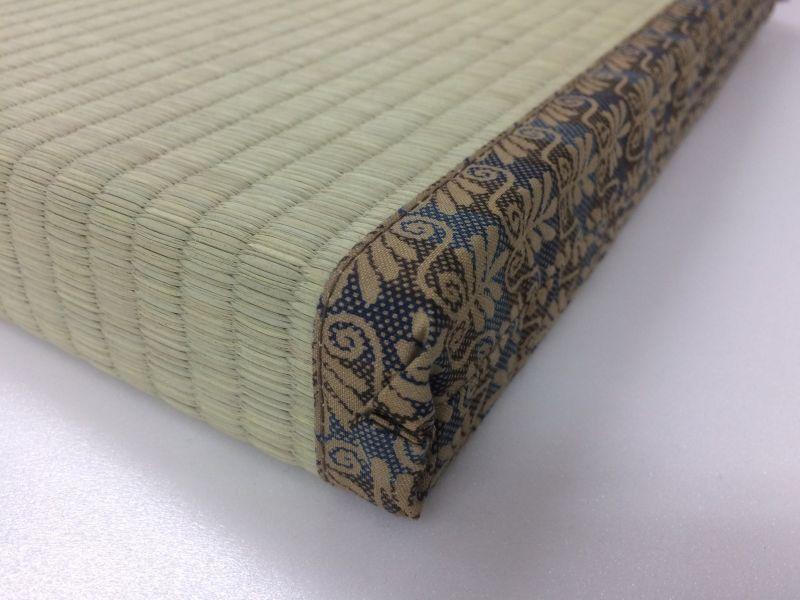 Japanese rush grass floor pillow cushion zabuton deodorized square ...