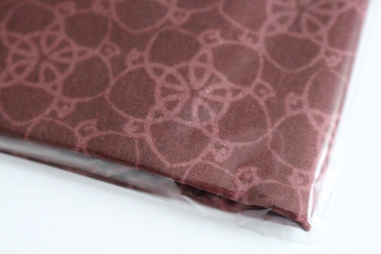 Japanese floor pillow cushion cover zabuton cotton umegasane hokusai ...